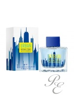 Blue Urban Seduction for Men